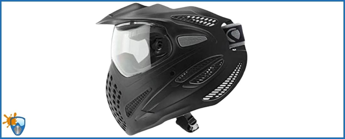 Dye Special Edition Thermal Lens Paintball Goggles Review;