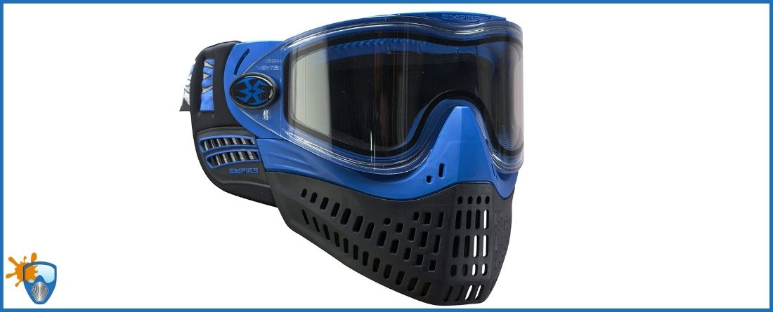 Empire E-Flex Paintball Goggle System Review