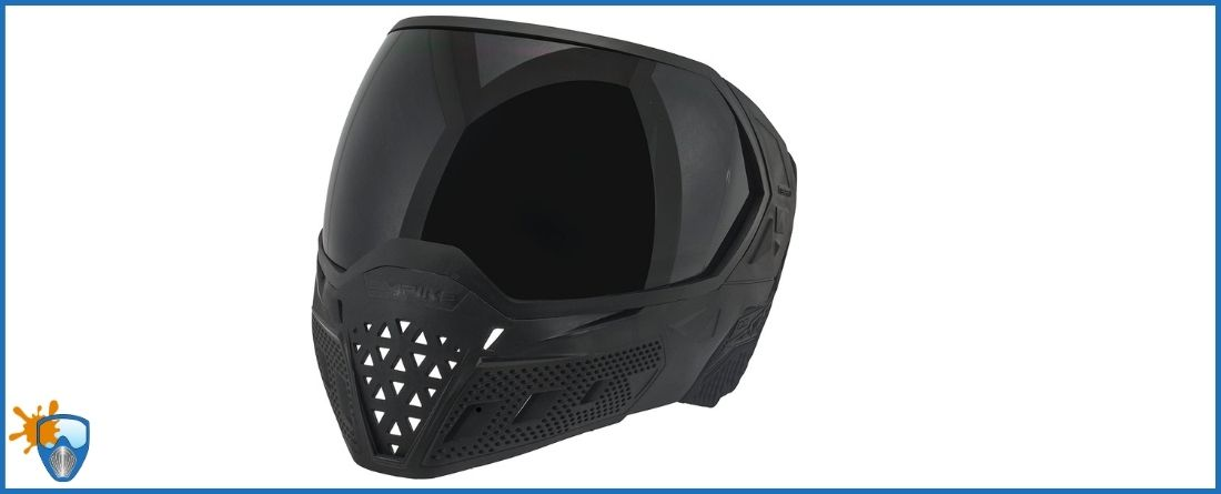 Empire EVS paintball mask thermal goggles Review