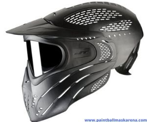JT Premise Headshield Paintball Goggle-Black