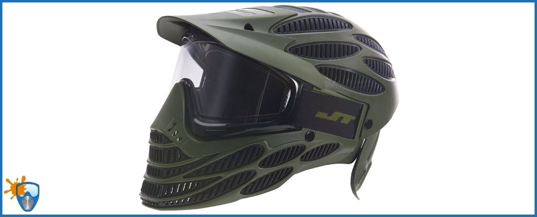 JT Spectra Flex 8 Full Head and Face Coverage Thermal Paintball Goggles Review