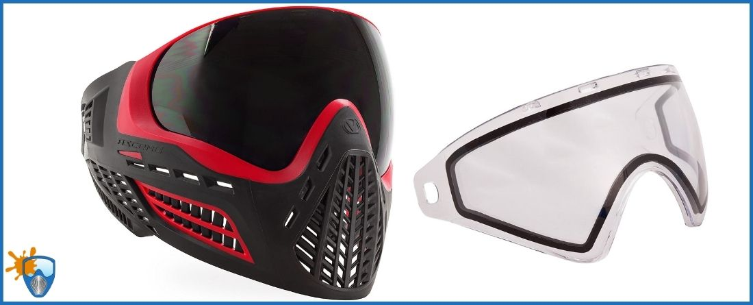 Virtue VIO Ascend thermal paintball mask goggles Review