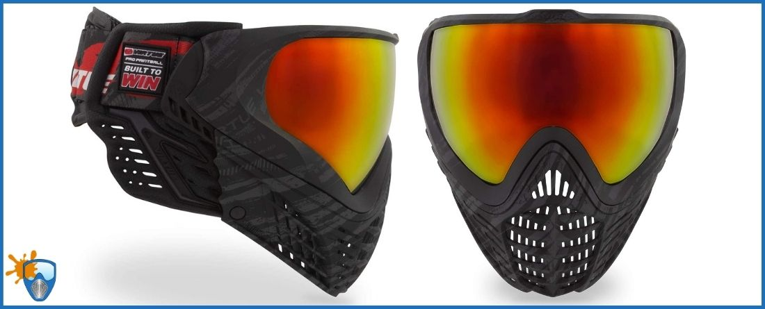 Virtue VIO paintball mask goggles Reivew