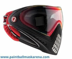 Dye precision i4 thermal paintball mask/google