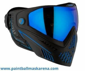 Dye i5 paintball/goggles