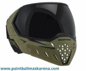 Empire EVS paintball mask/thermal goggles