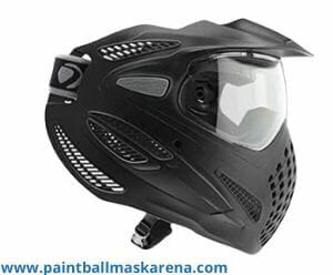 Dye Special Edition Thermal Lens Paintball Goggles