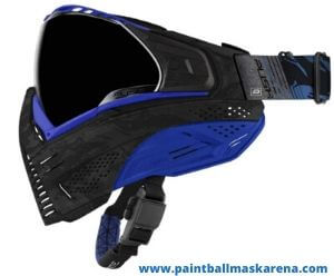 Push Unite Paintball GogglesMASK with Quad PANE Lens