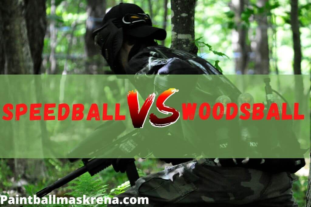 speedball vs woodsball