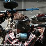Indoor paintball vs outdoor paintball