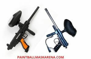 Paintball Gun safety