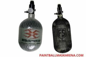 paintball CO2 Tanks safety