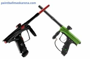 how much does a paintball Gun