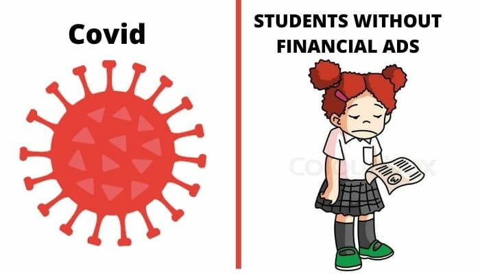 COVID-19 Affecting scholarships