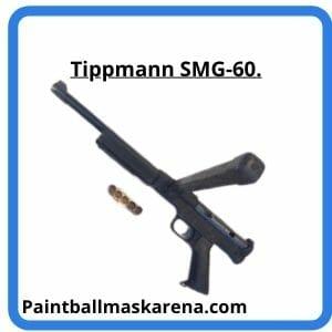 Tippmann SMG-60 paintball gun