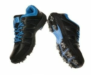 Paintballing shoes