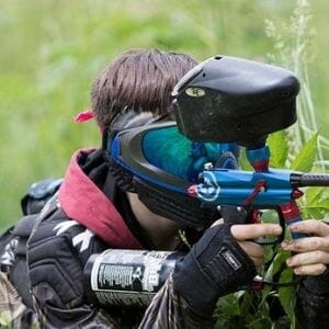 Paintball realism