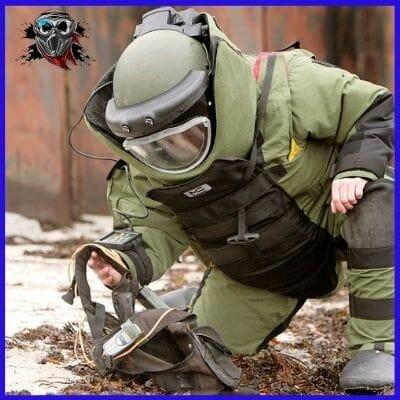 Bomb squad Paintball