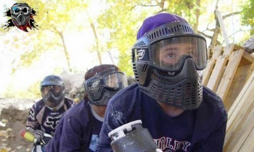 paintball small group