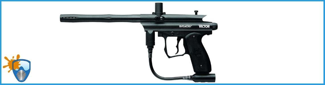 Spyder Victor Semi-Auto Best Paintball gun under 200 review