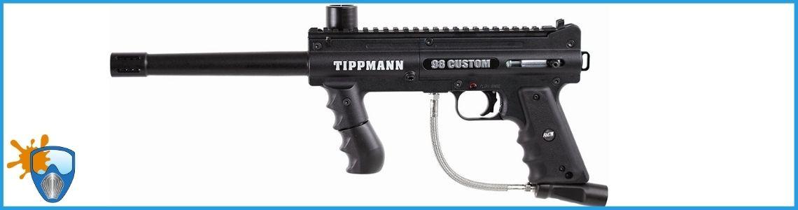 Tippmann 98 Custom Platinum Series - Best Paintball Gun under 200 Review