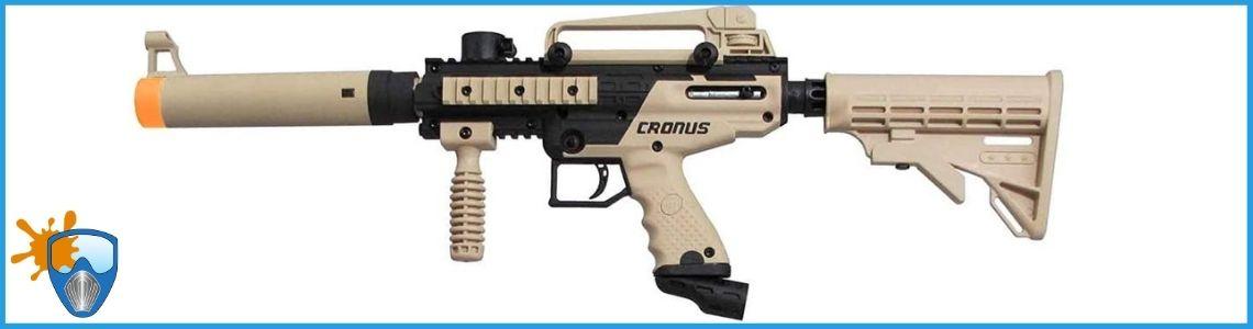 Tippmann Cronus tactical paintball marker gun Review