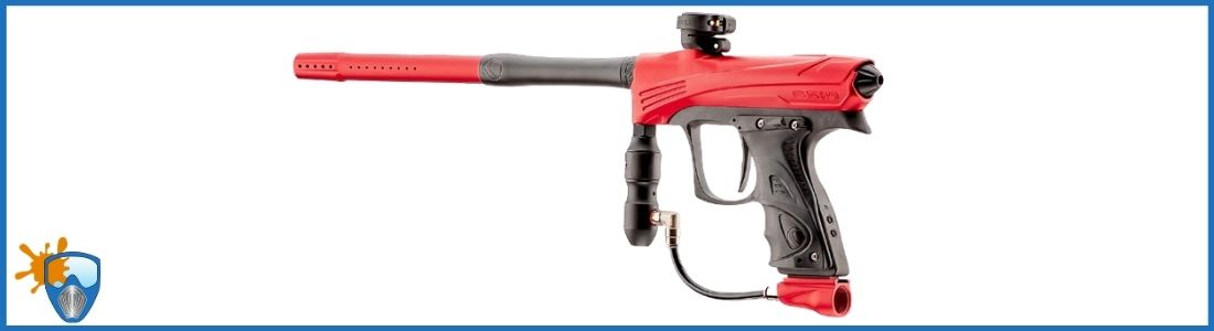 Dye Rize CZR Paintball Marker Review