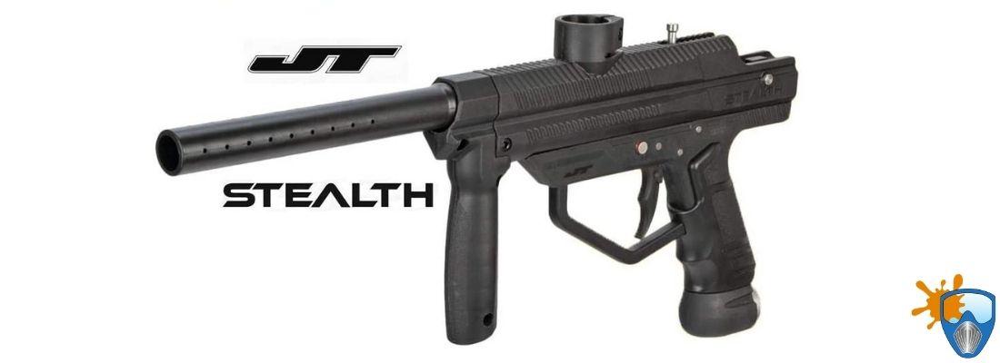Maddog JT Stealth Semi-Automatic .68 Caliber Review