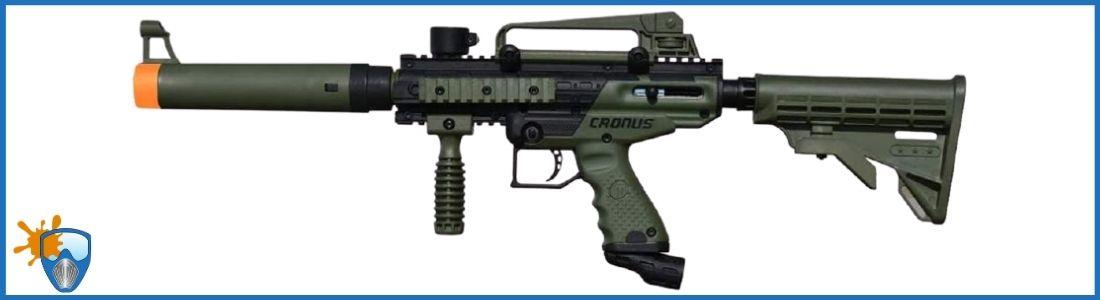 Tippmann Cronus Tactical Marker- Review