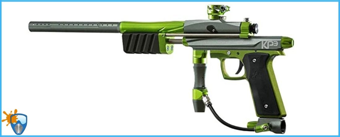 AZONDIN KP3.5 KAOS Pump Paintball Marker Review