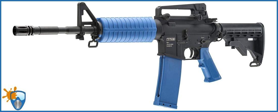 Umarex T4E TM-4 Carbine .43 Caliber Training Rifle Paintball Marker Review Features_
