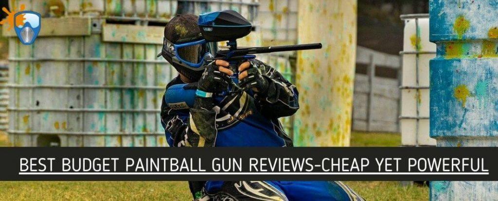 Best Budget Paintball Gun
