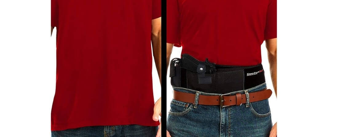 ComfortTac Ultimate Belly Band Gun Holster Review
