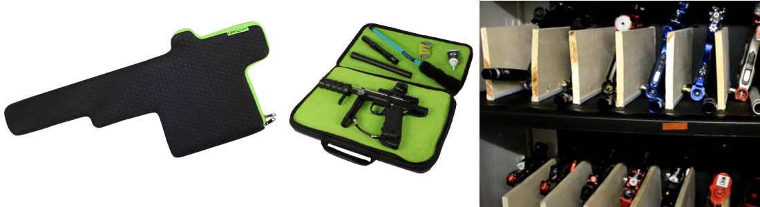 How To Store Paintball Gun